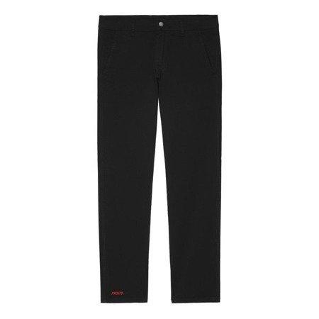 CHINO PANTS VISIT BLACK