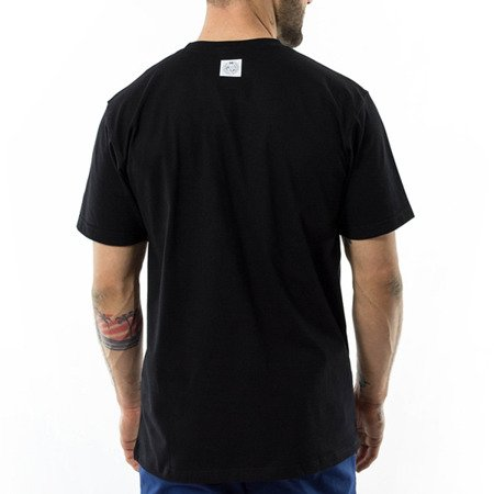 KOSZULKA T-SHIRT MASS DENIM BASE BLACK