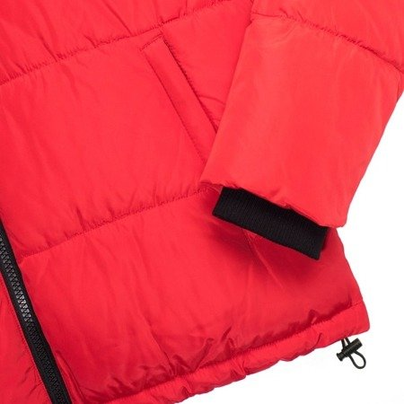 KURTKA PROSTO WINTER ADAMENT RED