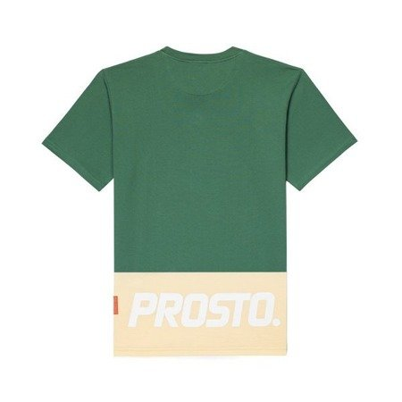 POSTCARD T-SHIRT DOR GREEN